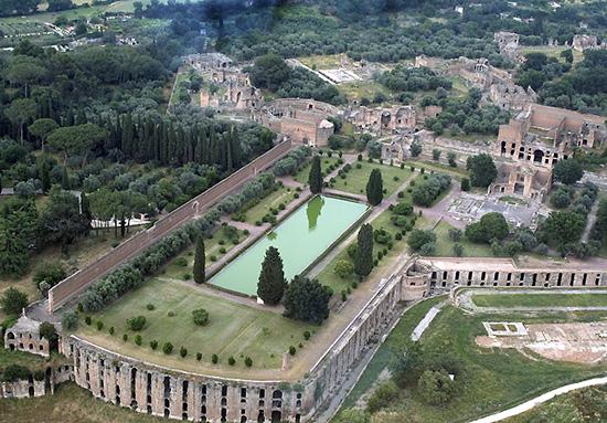 VILLA ADRIANA (Tivoli - Lazio) | romanoimpero.com