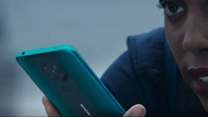 Nokia 8.2 5G will appear in the upcoming James Bond movie