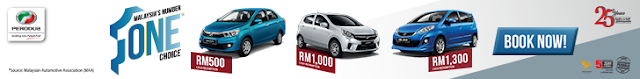 Perodua April Promotion