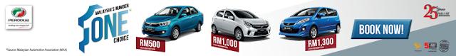 Perodua April Promotion