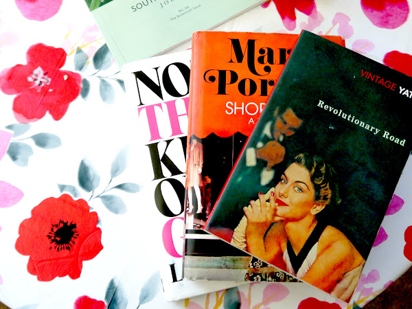 NOTES: BOOKS I'VE BEEN READING #2
