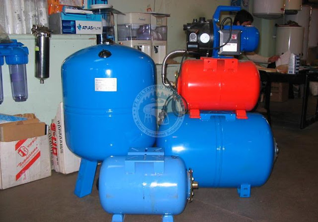 Pressure Tank Aquasystem 50 Liter