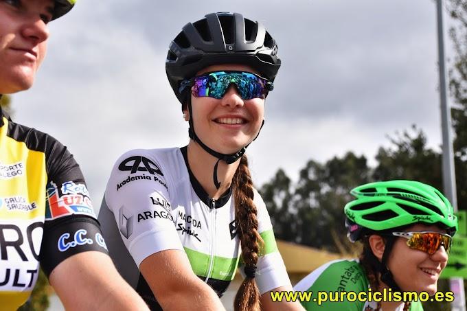 ANDREA GARCÍA - Las 31 preguntas de Puro Ciclismo