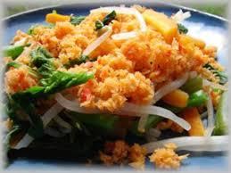 Resep Urap Sayuran Bumbu Kelapa Pedas Gurih (Bengkulu Catering)
