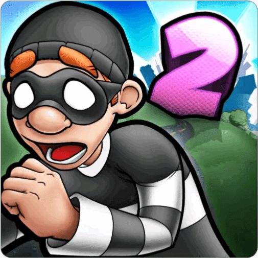 Robbery Bob 2: Double Trouble MOD Apk 1.6.8.5 (Unlimited Coins) for Android