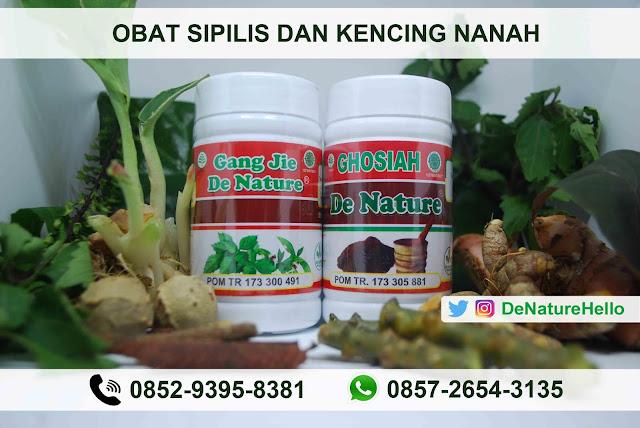 Agen Penjualan Obat Kencing Nanah di Makassar