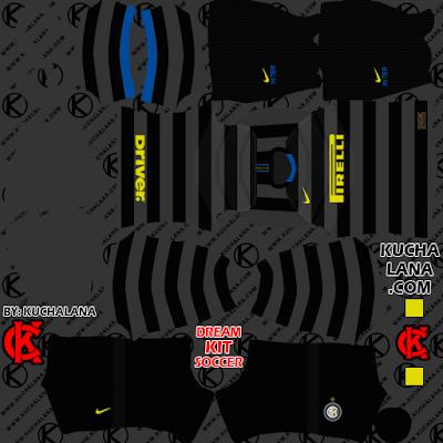 Inter Milan Kits 2020/21 -  DLS20 Kits