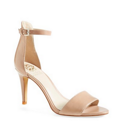 FASHION FOR LESS: ankle strap sandal - Vince Camuto vs. BP