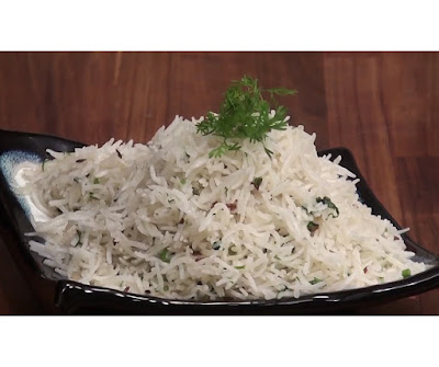 How to make jeera rice at home