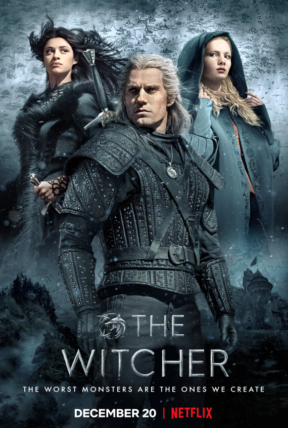 18+ The Witcher S01E6 480p