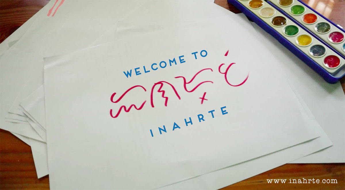 Baybayin written on paper | Welcome back to INAHRTE