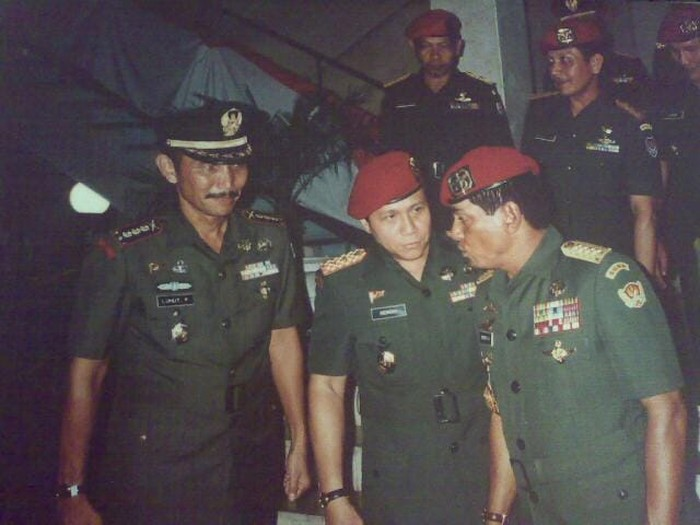 Hendropriyono Beberkan Alasan Jenderal Wismoyo Selalu Kenakan Arloji di Tangan Kanan