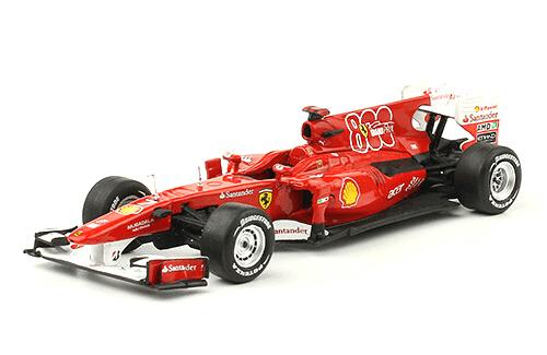 Ferrari F10 2010 Felipe Massa 1:43 Formula 1 auto collection salvat