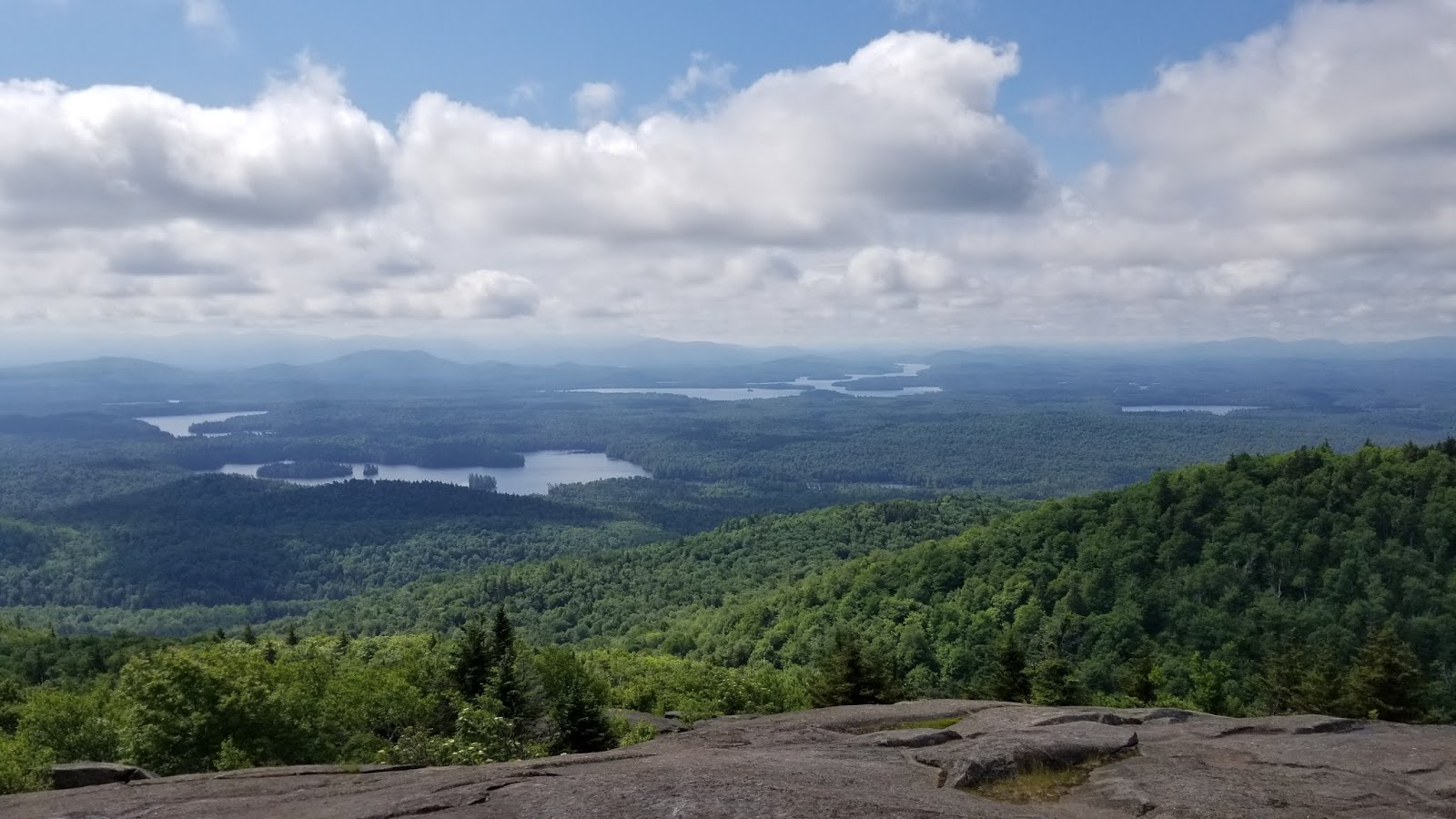 NJ/NY Hikes : Adirondacks: St  Regis Mountain