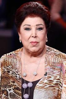 رجاء الجداوي (Ragaa El Geddawy)، ممثلة مصرية
