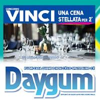 Concorso Daygum 2021 vinci voucher cene da 500€