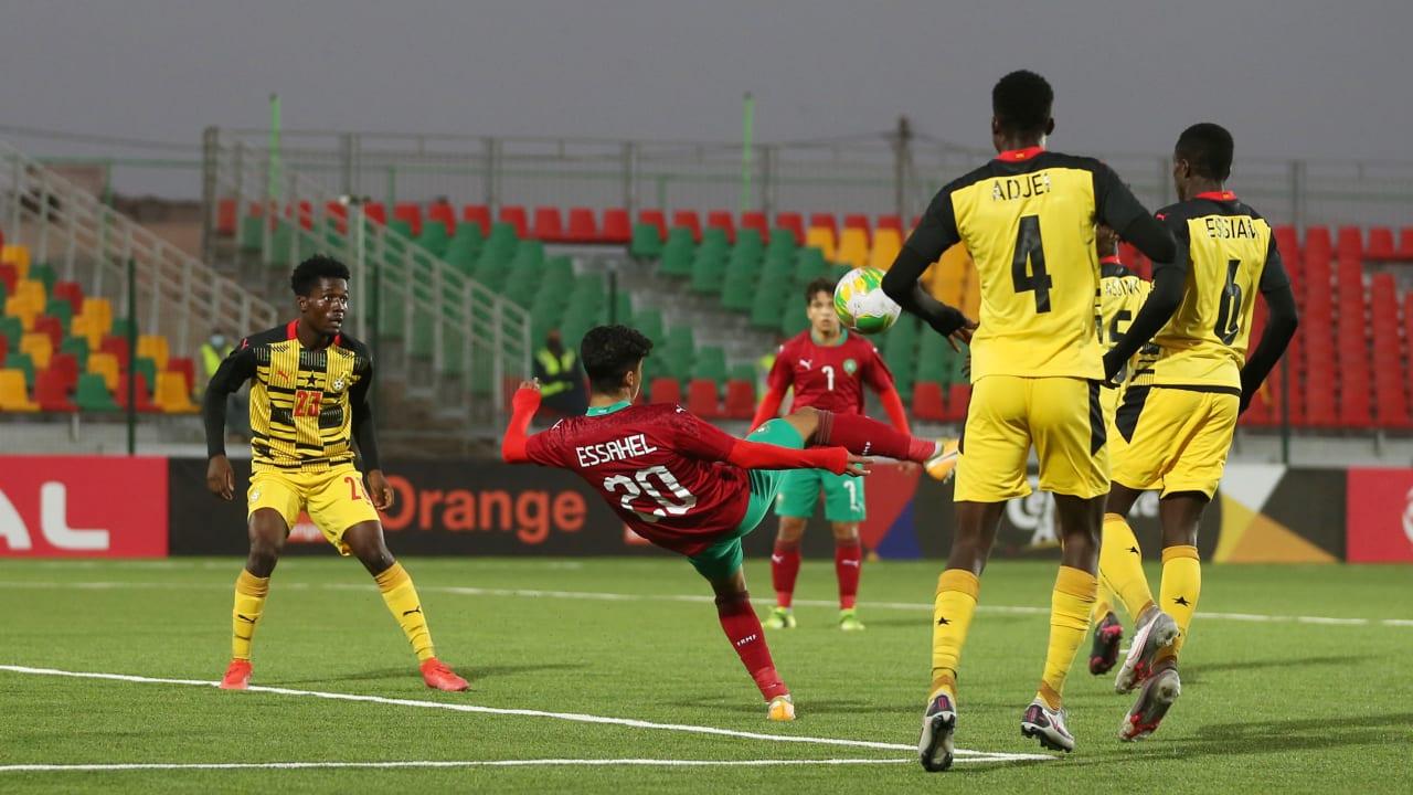 موعد مباراة منتخب المغرب ومنتخب غانا في اللقائات الوديه للمنتخبات