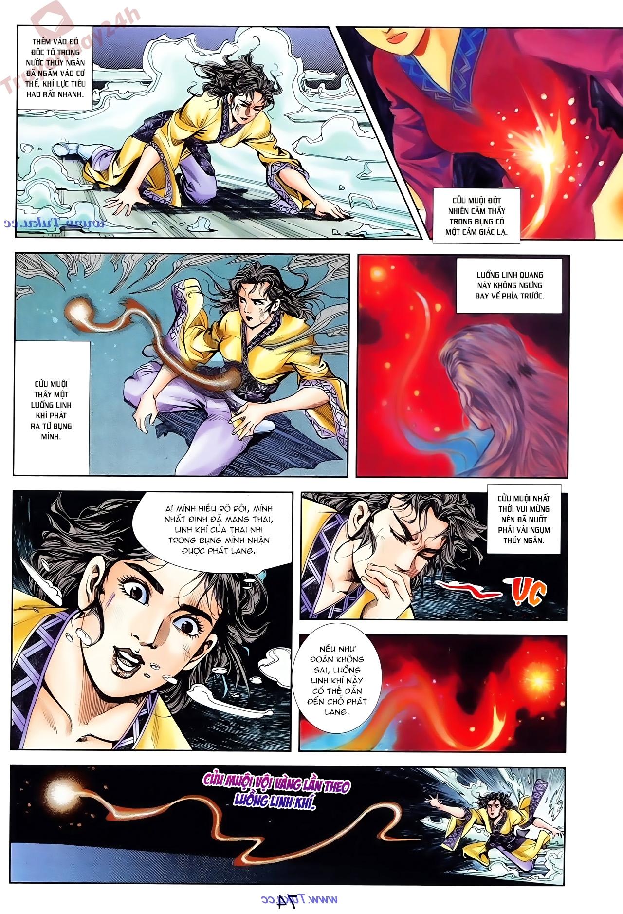 Cơ Phát Khai Chu Bản chapter 81 trang 31