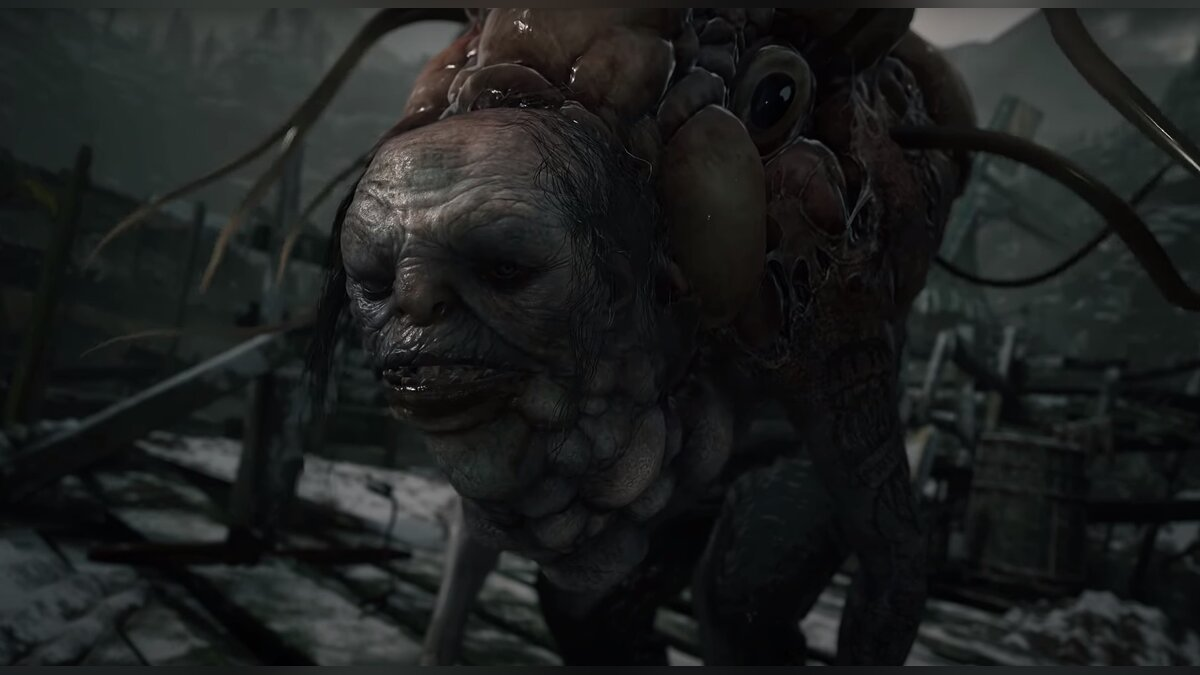 Low difficulty in Resident Evil Village
