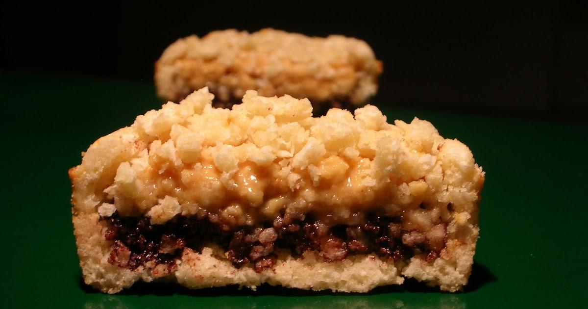 Peanut Butter Crumble Cake Recipe