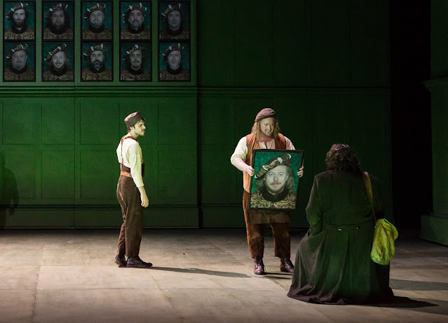 Wagner: Die Meistersinger - Nicky Spence, English National Opera (Photo Robert Workman)