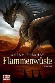 Akram El-Bahay - Flammenwüste