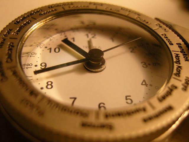 Alasan | Mengapa Jarum Jam Berputar ke Kanan | rafsablog.com