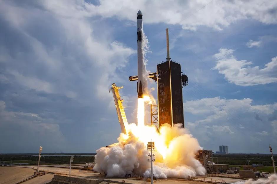 Cohete que transportó satélite argentino fue visto desde RD