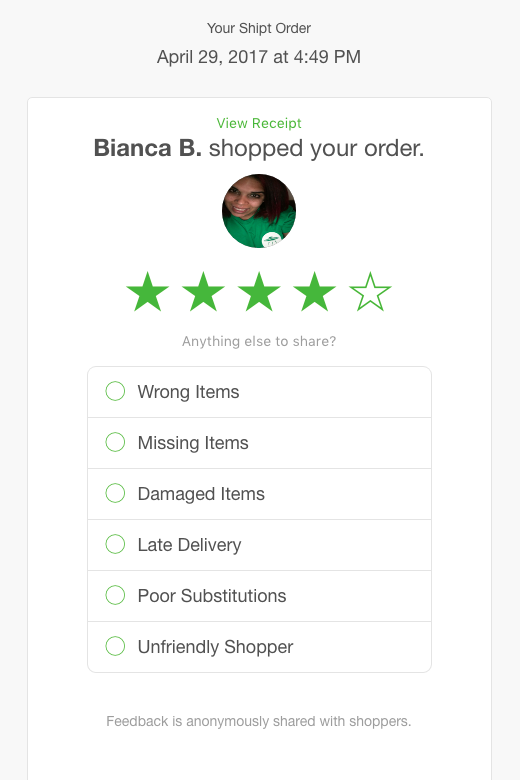 Review of Grocery Delivery with Shipt & Meijer | The Food Hussy!