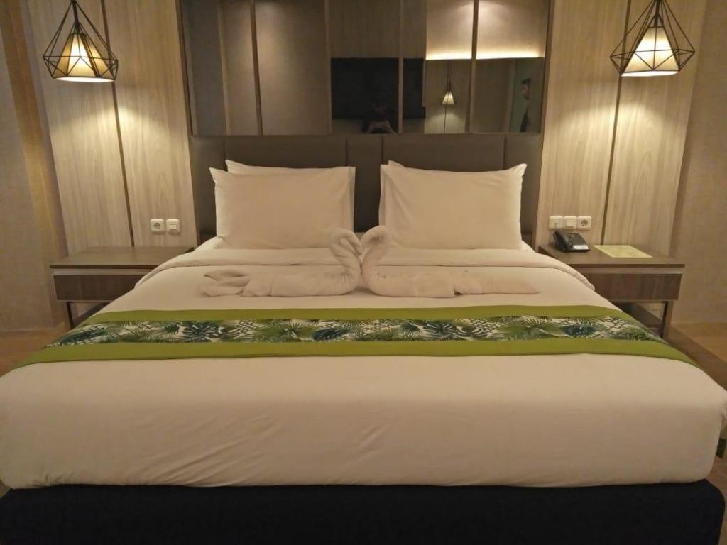 Kamar di Hotel Braga Purwokerto