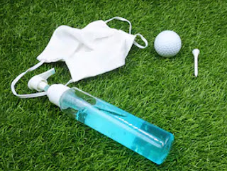 Golf Mascarilla Aranjuez