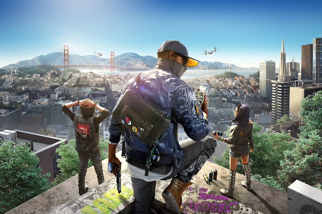 Concept Art de Watch Dogs 2, noticias, gaming, hack, hackear, Chicago, Ubisoft, Sandbox, multiplayer, mapas multiplayer, next gen, pack coleccionista, Gold edition, Deluxe edition, Game, Uplay