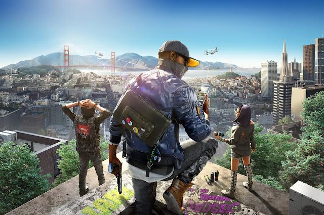 Concept Art de Watch Dogs 2, noticias, gaming, hack, hackear, Chicago, Ubisoft, Sandbox, multiplayer, mapas multiplayer, next gen, pack coleccionista, Gold edition, Deluxe edition, Game, Uplay