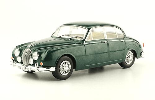 Jaguar MKII 1960 coches inolvidables salvat