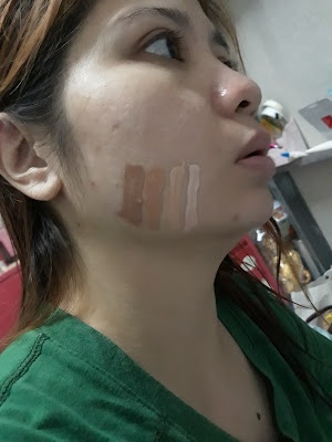 Althea Korea Exclusive makeup box!