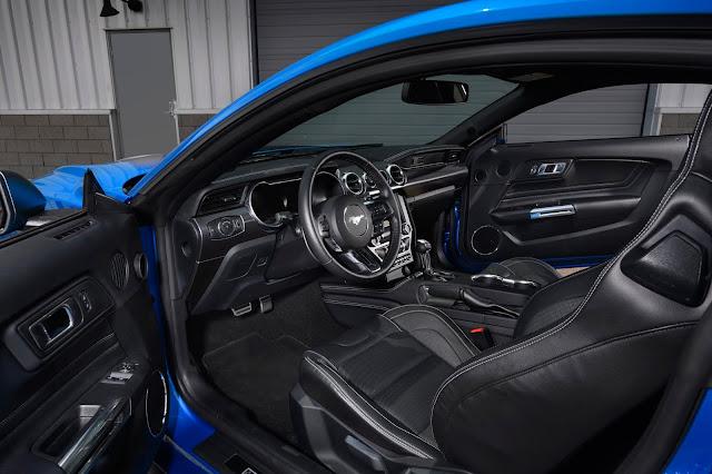 2021 Mustang Mach 1 Interior Recaro