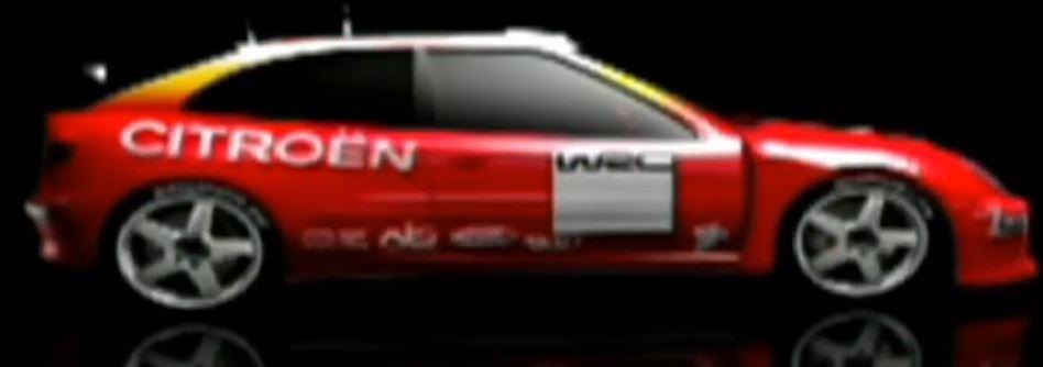 Citroën Xsara WRC