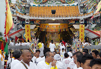 Bang Neow Shrine during the Vegetarian Festival Phuket - Thanks to Jamies Phuket Blog for the imageImage from