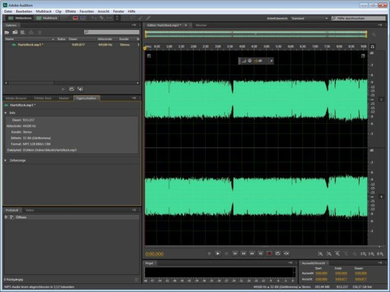 Adobe Audition CC 2018 Full offline installer