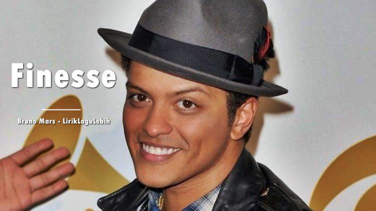 Finesse - Bruno Mars feat Cardi B