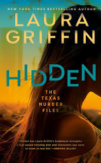 Book Review: Hidden (The Texas Murder Files #1) by Laura Griffin