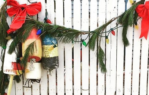 Nautical Buoy Garland