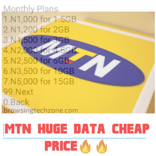 MTN cheap data
