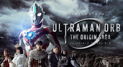 Ultraman Orb THE ORIGIN SAGA Todos os Episódios Online