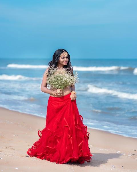 Actress Shalu Shamu