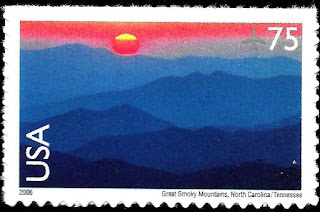 Great Smoky Mountains, National Park Airmail