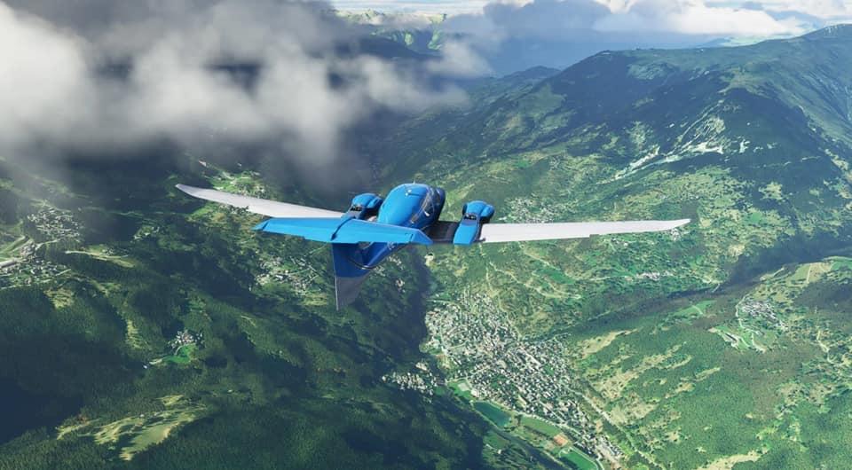 تحميل لعبة محاكاة الطيران للكمبيوتر من ميديا فاير