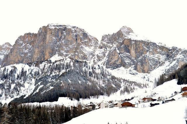 escursioni invernali ciaspole alta badia