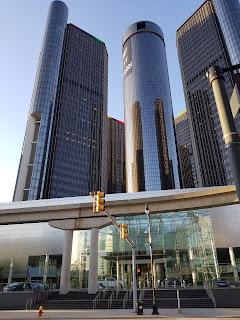 GM World Headquarters / Rennaissance Center