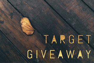 Enter the October Target Insta Giveaway. Ends 11/16. Open WW